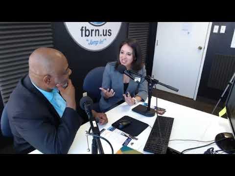 The Commish Radio Show with Ed Gray: Guest Sasha Monik Moreno 4/30/18