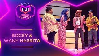 Bocey And Wany Hasrita  MyLazada1111