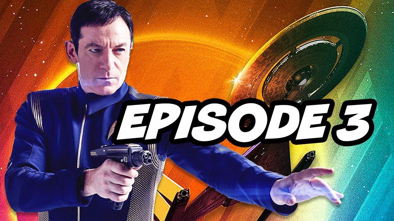 star trek discovery episodes