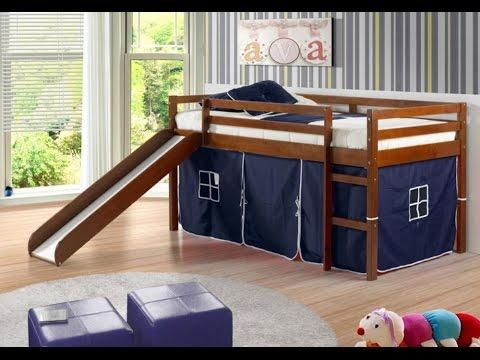 Bedroom Ideas - Top 10 Loft Beds for Kids