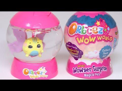 Orbeez Wow World Wowzer Surprise Magical Pet