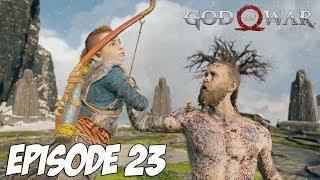 GOD OF WAR : ATREUS POURQUOIIIII | Episode 23