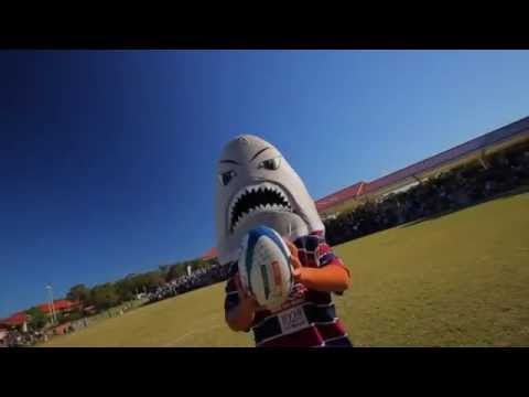 TSS First XV  GPS Rugby Highlights 2015