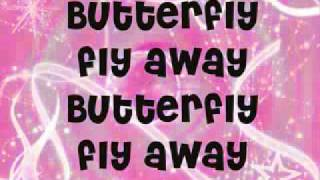 Miley Cyrus ft Billy Ray Cyrus Butterfly Fly Away with lyrics From Hannah Montana Movie Soundtrack