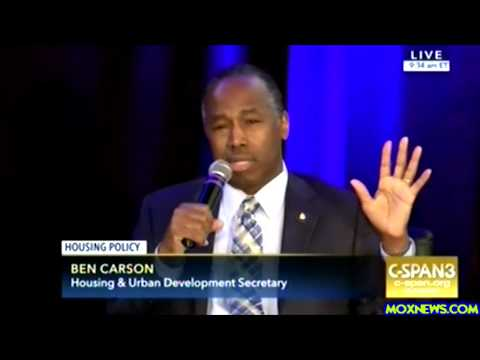 "Ben Carson ""Millennials Will Now Have Game Changing Circumstances That Encourage Home Ownership"""