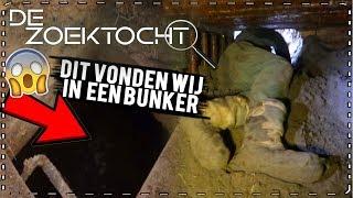 ➤ DE ZOEKTOCHT #5: Dit vonden wij in de geheime bunker..