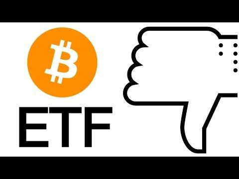 Winklevoss Bitcoin ETF DENIED Price Drops 5%