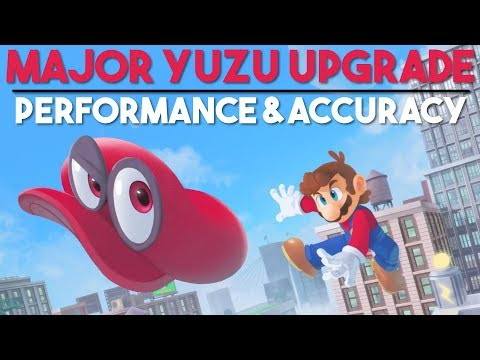 Major Yuzu Updates | New Texture Cache & Async GPU Upgrades Deliver Big Performance Gains