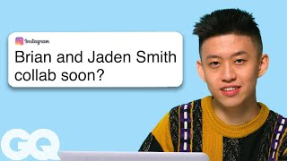 Rich Brian Goes Undercover on Reddit, YouTube and Twitter | GQ