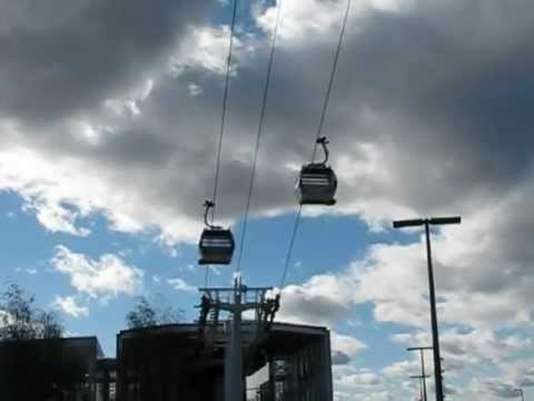 Emirates Cable Car - London
