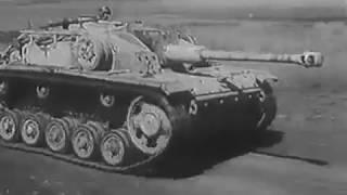 Stug 3 - 4. Немецкие ПТ САУ. Хроника войны
