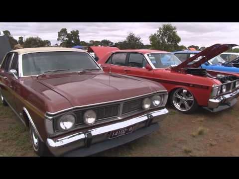 Ford Customline Mainline & Rod Club of Victoria