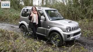 Suzuki Jimny 2015 review: small, but tough | TELEGRAPH CARS(, 2015-01-16T07:00:02.000Z)