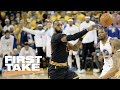 ESPN Report Says LeBron James Will Never Be A Clipper | First Take | June 26, 2017