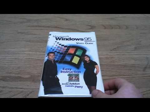 Happy 17th Birthday, Windows 95