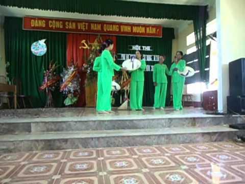 Hội thi Phụ nữ Xuân Phú chung tay xây dựng Nông thôn mới
