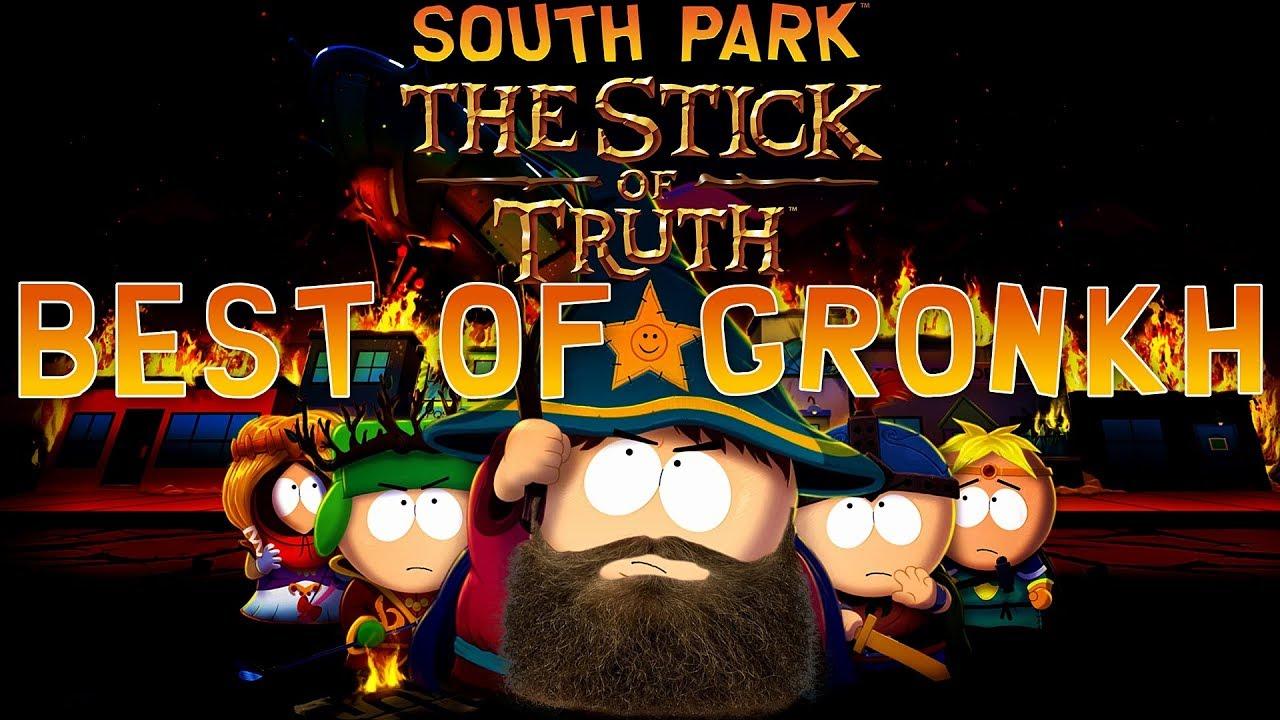 Gronkh - BEST OF: SOUTH PARK 1 - DER STAB DER WAHRHEIT (UNZENSIERT)