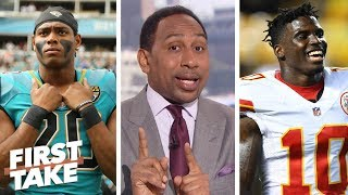 Will Jalen Ramsey make Tyreek Hill regret his comments? | First Take