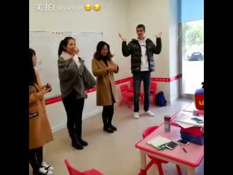 Teacher training at school II / Shanghai Meiji