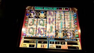 Cleopatra 2 high limit slot machine bonus big win