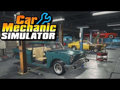 Car Mechanic Simulator Console Gameplay Live Best Mechanic Is Back
