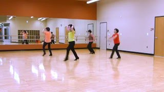 Sugar Honey I.T. - Line Dance (Dance & Teach)