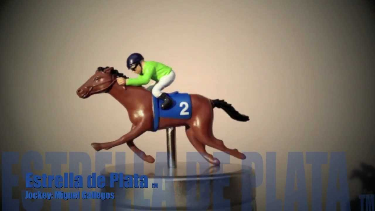 Los Caballos Horse Racing Board Game Youtube