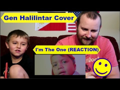 Gen Halilintar (Cover) I'm The One | REACTION VIDEO | Khaled, Bieber, Quavo, Chance LW