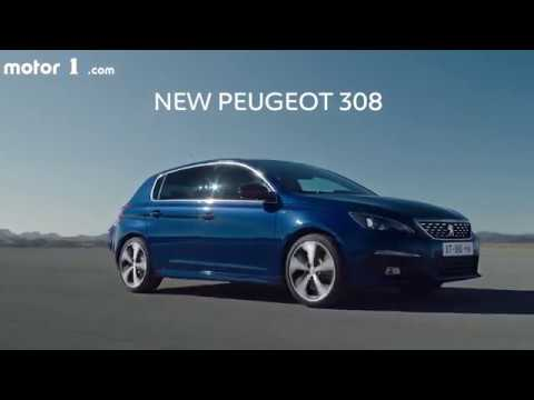 Peugeot 308 2017,  spot