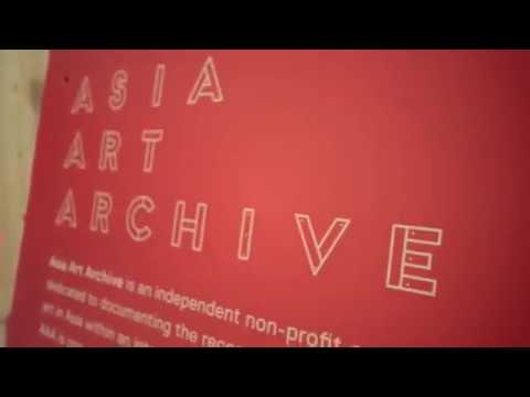 「Asia Art Archive @2013 R1 Art Basel」