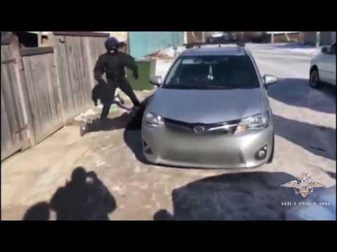Задержание наркодилеров  в Амурской области
