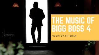 The Music of Bigg Boss Season 4 Promo   Ghibran Vlogs