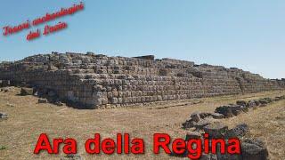 L'Ara della Regina - Tesori archeologici del Lazio