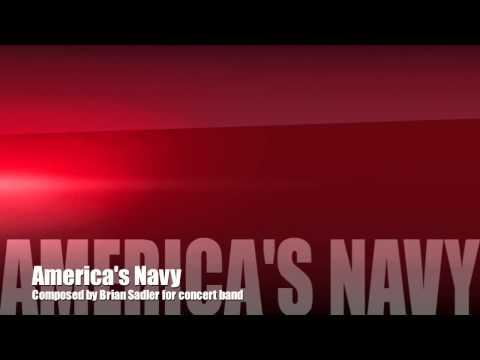 America's Navy - Brian Sadler