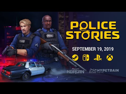 Police Stories - Release Date Trailer [September 19]