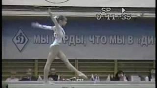 Viktoriya Komova - BB (Voronin cup 2008)