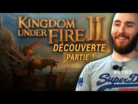 Vidéo d'Alderiate : [FR] ALDERIATE - DÉCOUVERTE DE KINGDOM UNDER FIRE 2 - PARTIE 1