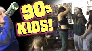90s Kids - Grunge House Party (1997)