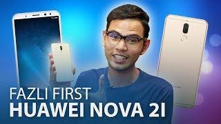 #FazliFirst - Huawei Nova 2i, Best Ke Tak?