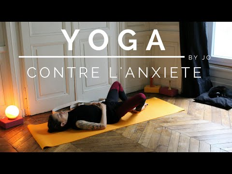 Yoga contre l'Anxiété - Yoga Fire By Jo