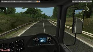UK Truck Simulator HD gameplay
