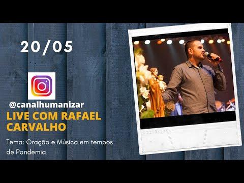 Live com  Rafael Carvalho