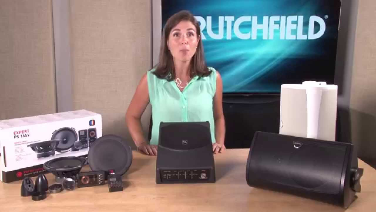 definitive aw6500. what\u0027s hot at crutchfield - july 2015 | video definitive aw6500 r