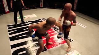 BCMMA#10 Sam Diplock Vs Dan Hunt - Amateur 125lbs Flyweight MMA Contest