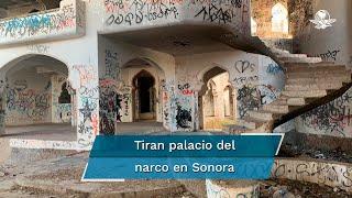 El inmueble de 2 mil 500 metros de terreno con mil 700 de construcción, está ubicada en las calles Primo de Verdad y Alfonso Iberri de la colonia Pitic, al oriente de la capital de Sonora