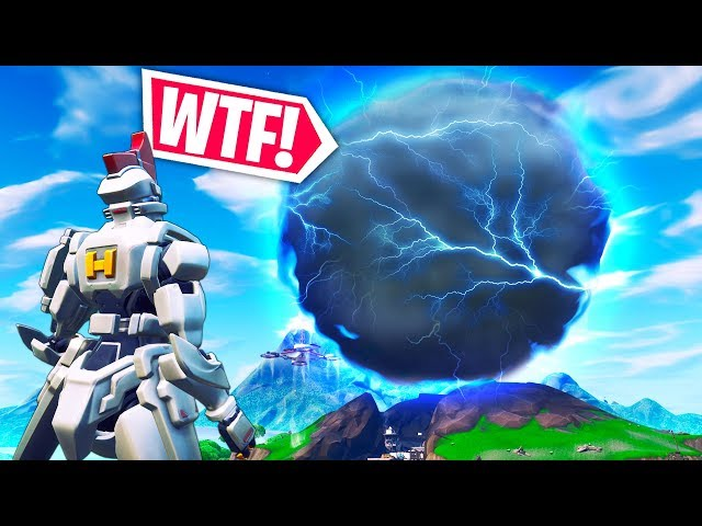*RARE* MYSTERIOUS SPHERE!! - Fortnite Funny WTF Fails and Daily Best Moments Ep. 1137