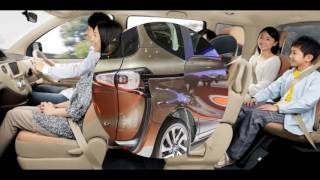 2016 Toyota Sienta - Test Drive