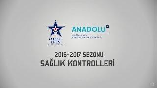 2016-2017 Sağlık Kontrolleri Anadolu Sağlık Merkezinde Gerçekleştirildi!