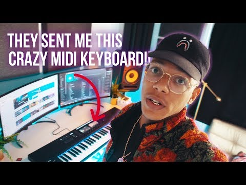 IS THIS THE BEST MIDI KEYBOARD OUT THERE??? (KOMPLETE KONTROL S61 REVIEW)