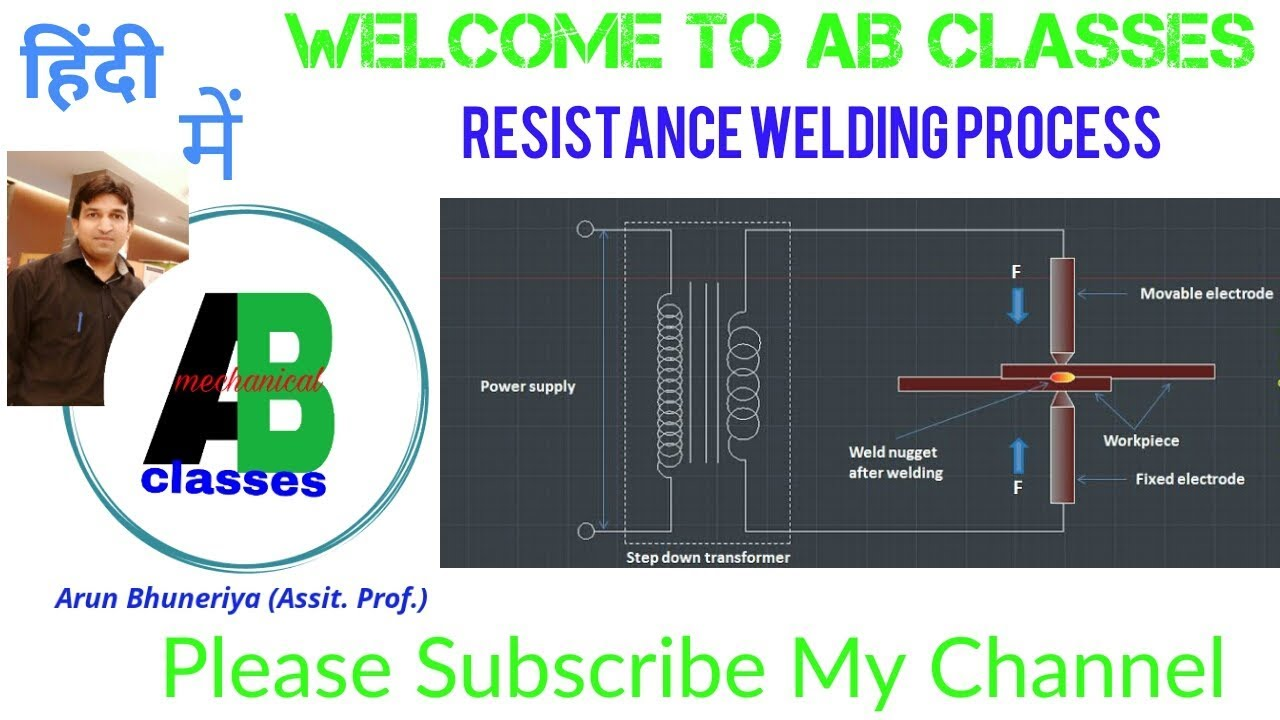 in hindi resistance welding process definition principle working mp ab classes [ 1280 x 720 Pixel ]